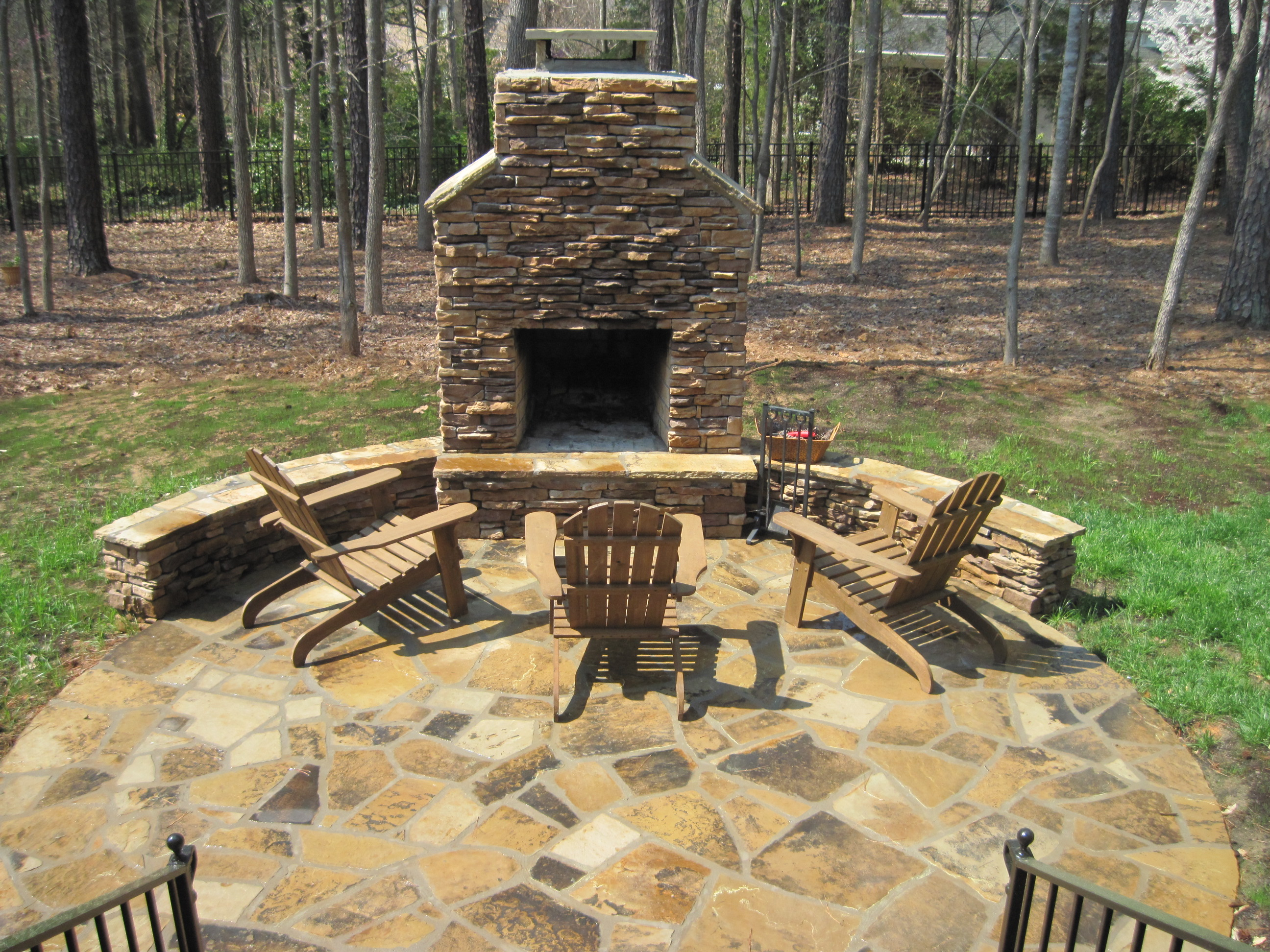 Cost To Build Outdoor Fireplace Mycoffeepot Org