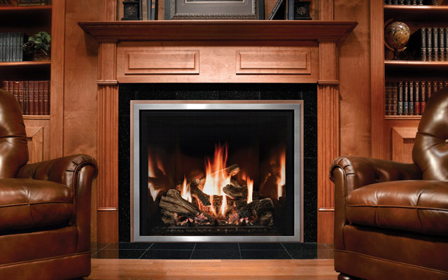 Mendota Fullview41 Rettinger Fireplace