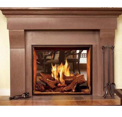 Multi Sided Gas Fireplaces