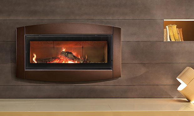 Town Country Tcw120 Linear Rettinger Fireplace