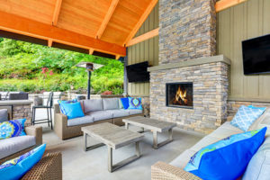 outdoor fireplaces camden county